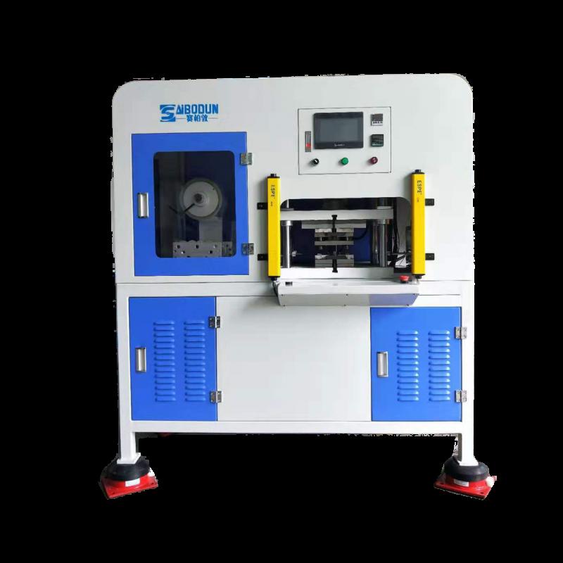 热压成型机SBD-102L-ZD