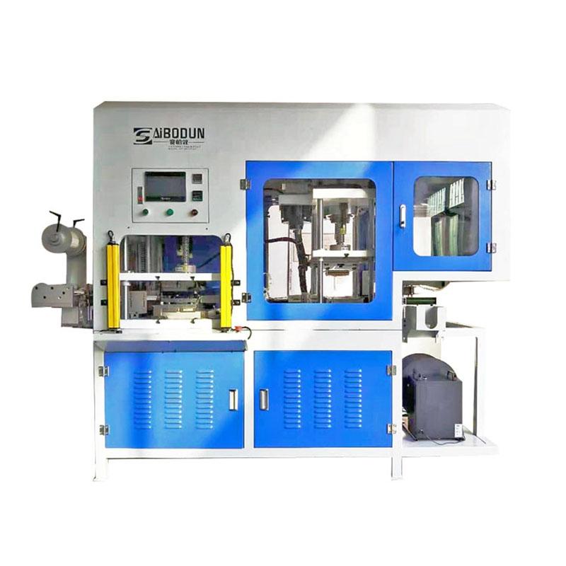 保护膜自动热压冲切机SBD-102-ZD