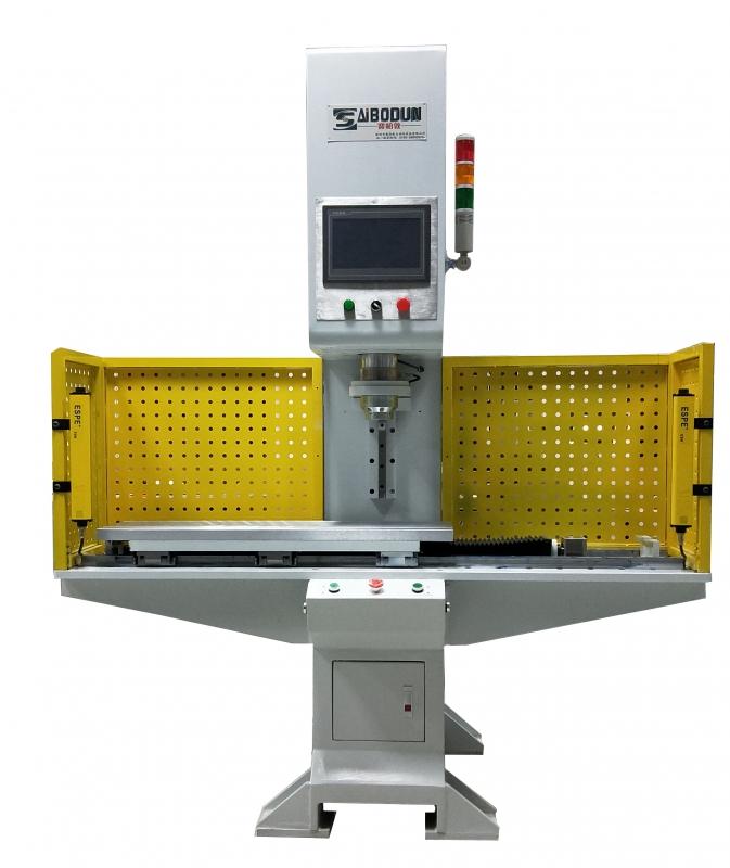 精密伺服压装机SBD-106C-3T