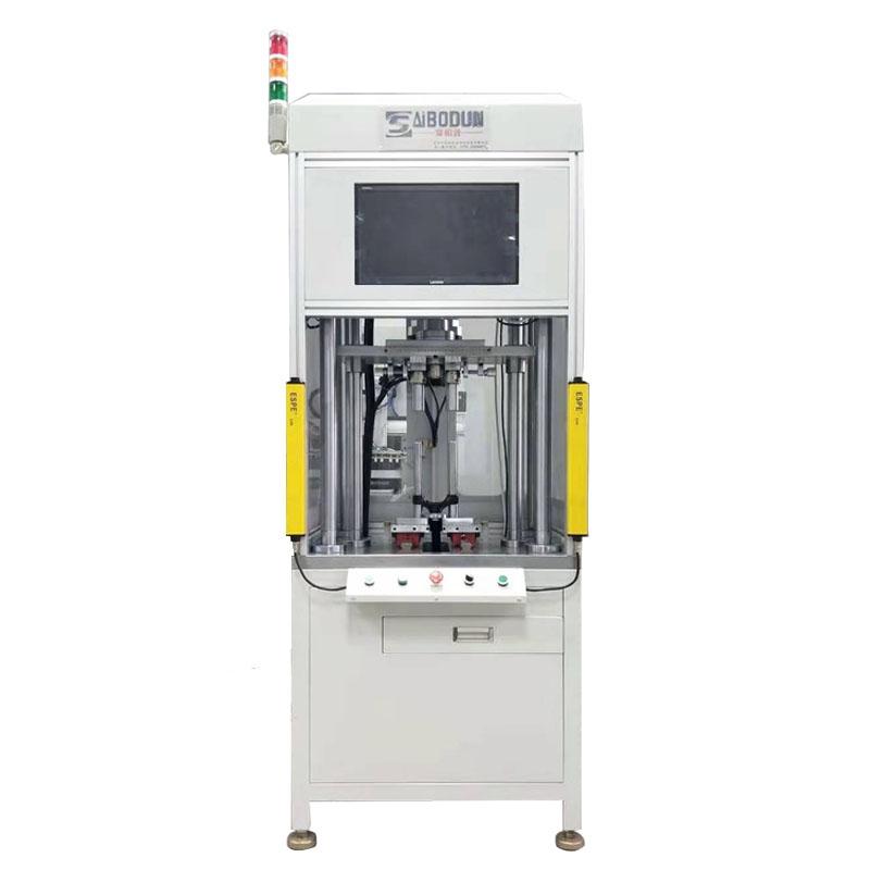 伺服前叉压装机SBD-110Q-5T