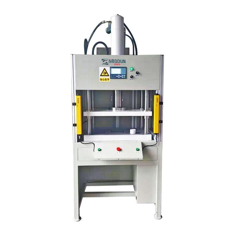 压铸件水口冲切机SBD-102-35T